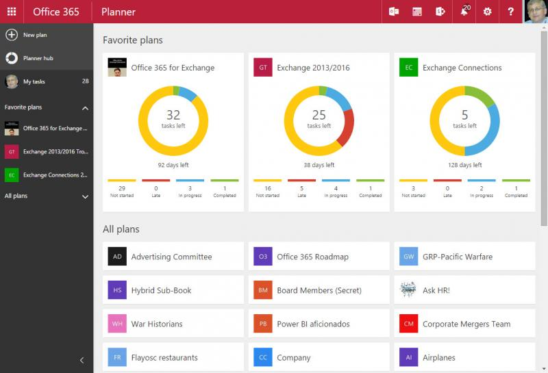 Office 365: arriva Planner